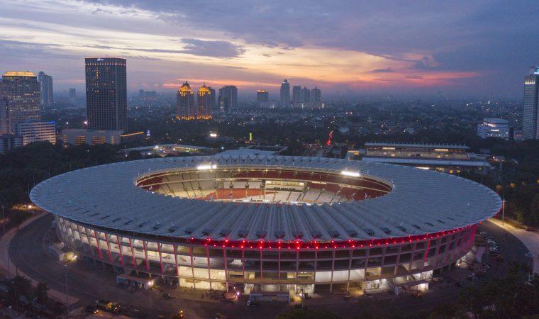 Selamat Datang Olahragawan Asia